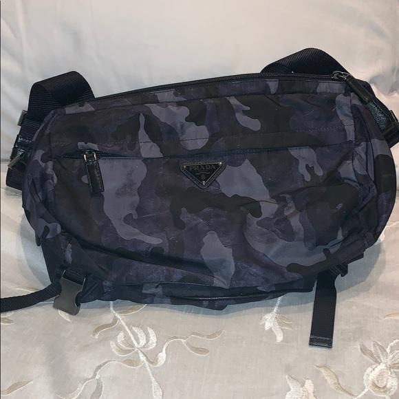 16f61f3c8e6e55 Prada Bags   Mens Crossbody Bag   Poshmark